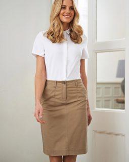 Austin Chino Skirt