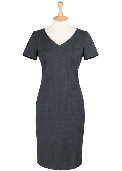 Corinthia V-neck Dress