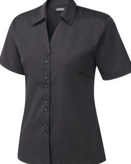 FREYA SS - V-neck Cotton Touch Stretch