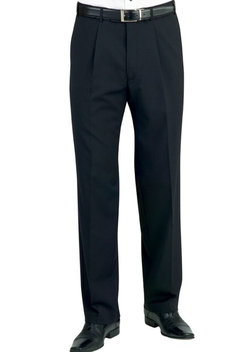 Imola Single Pleat Trouser