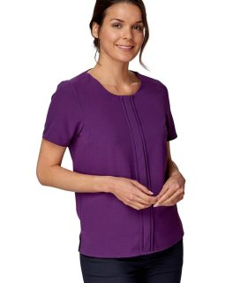 POPPY - Neck Tuck Shell Top