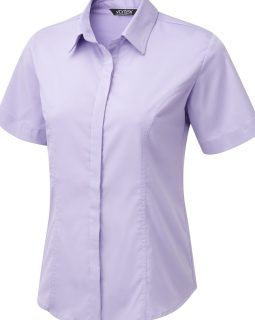 ZOE LS - Shirt style Cotton Touch Stretch blouse